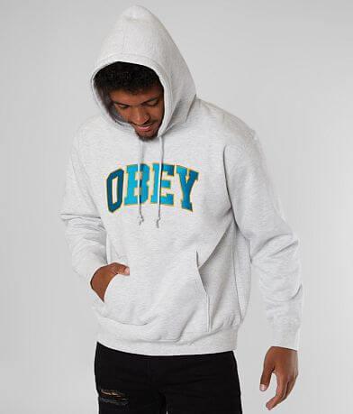 OBEY Sports Hooded Sweatshirt