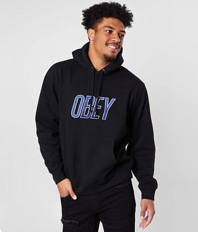 OBEY Panic Hooded Sweatshirt