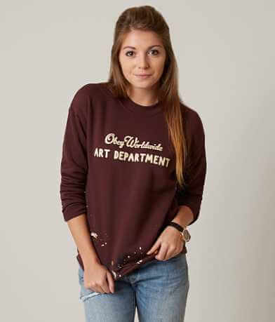 OBEY Art Department Sweatshirt