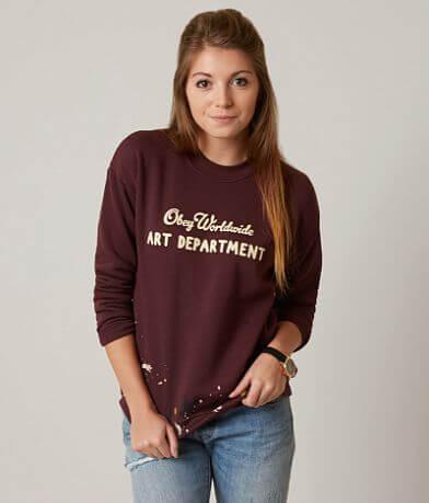 OBEY Art Department Sweatshirt