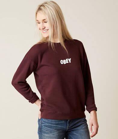 OBEY Jumble Bar Sweatshirt