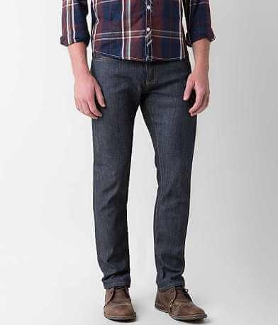 OBEY New Threat Slim Straight Stretch Jean