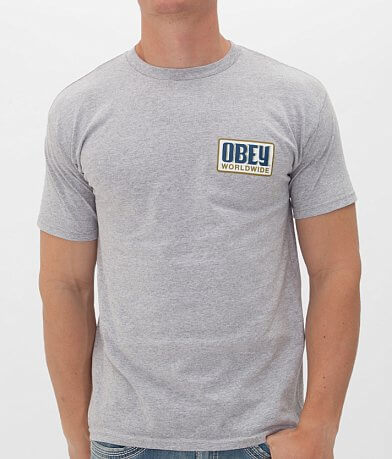 OBEY World Wide Posse T-Shirt