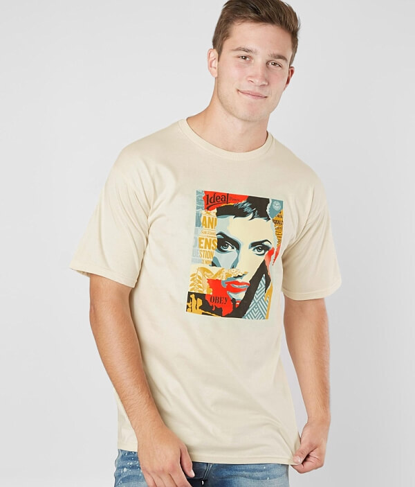 Ideal Power T Ideal OBEY OBEY Ideal Shirt Power Shirt T Power OBEY T Bvdwzdq
