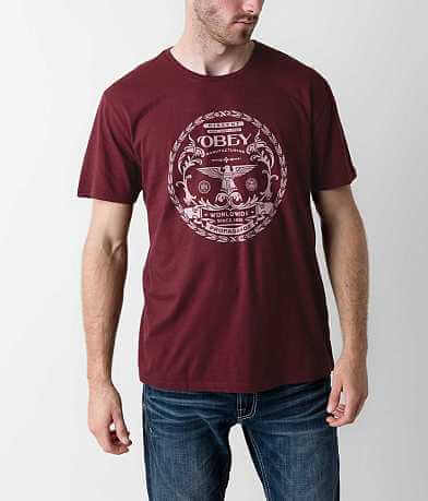 OBEY Eagle Wreath T-Shirt