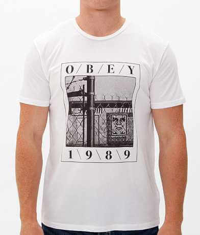 OBEY Alley Way T-Shirt