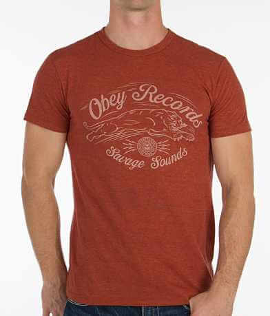 OBEY Salvage Sounds T-Shirt