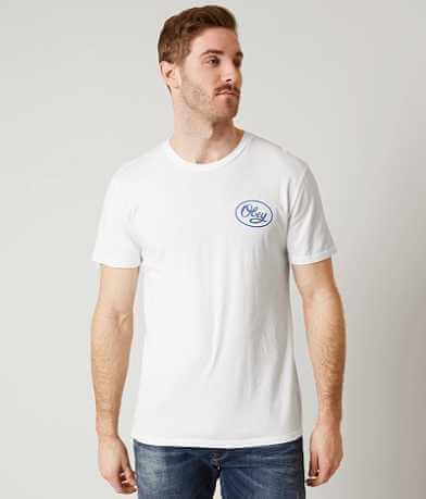 OBEY Mendenhall Script T-Shirt