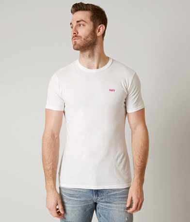 OBEY Jumbled Split T-Shirt