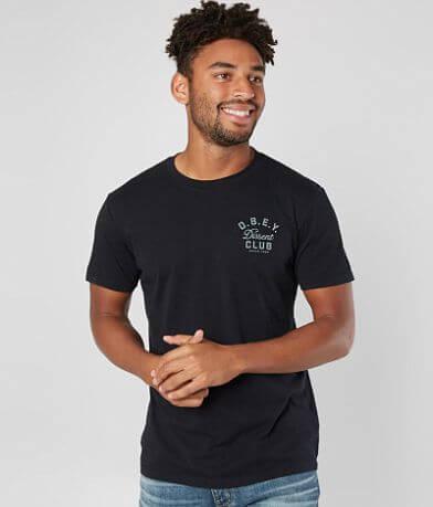 OBEY Dissent Club T-Shirt