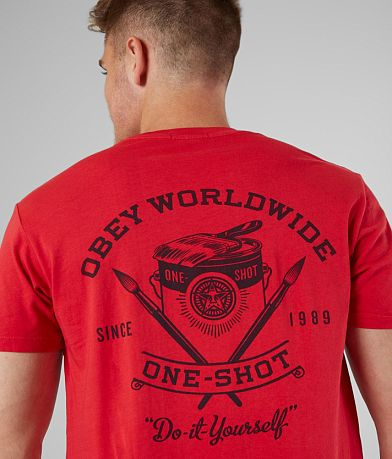OBEY One Shot T-Shirt