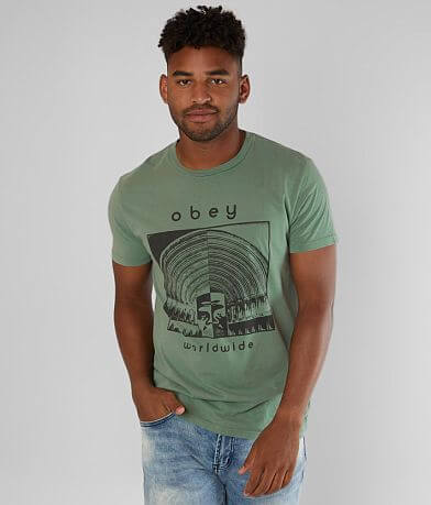 OBEY Cathedral T-Shirt