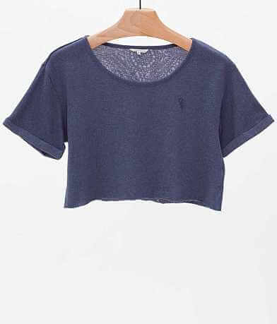 OBEY Sixto Cropped Top