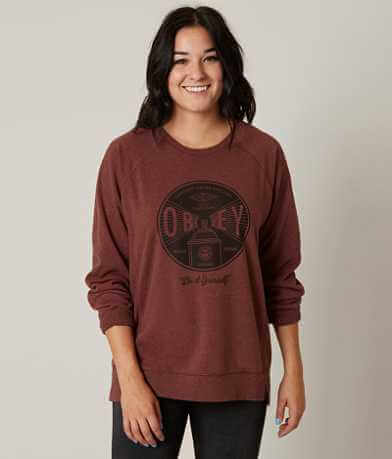 OBEY Under Pressure Sweatshirt