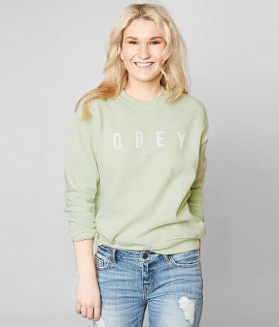 OBEY Anyway Sweatshirt