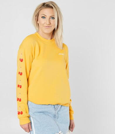 OBEY Cherry Script Sweatshirt