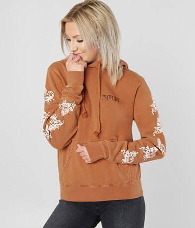 OBEY Scorpion Rose Hooded Sweatshirt