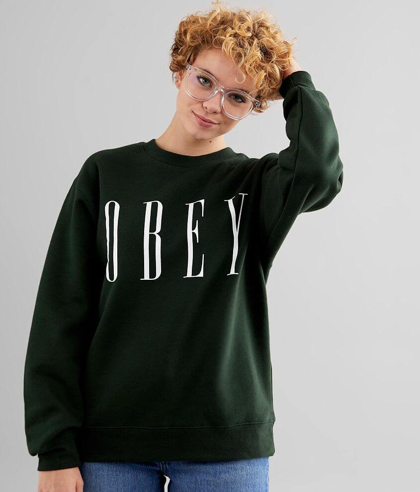 OBEY New Sweatshirt front view