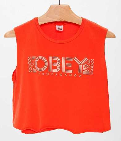 OBEY Pret A Mourir T-Shirt
