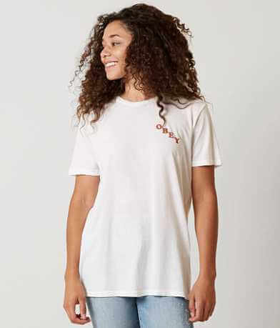 OBEY Don't Look Back T-Shirt