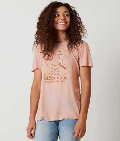 OBEY Disco T-Shirt