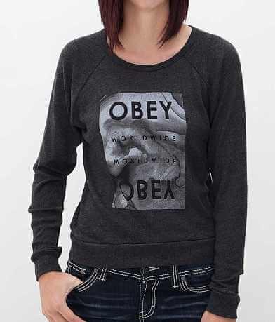 OBEY Smoke Agate Sweatshirt
