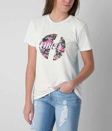 OBEY Glitch Gardens T-Shirt