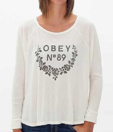 OBEY 89 Wreath Top