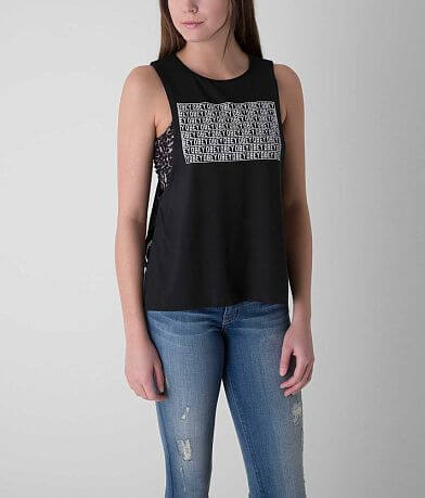 OBEY Block Tank Top