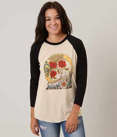 OBEY Three Roses T-Shirt