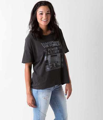 OBEY Transform The World T-Shirt