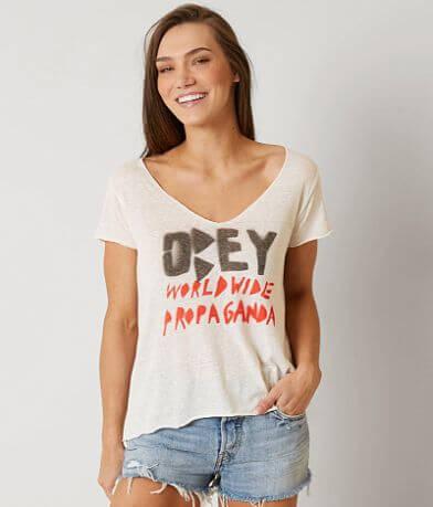 OBEY Fan Club Dylan T-Shirt