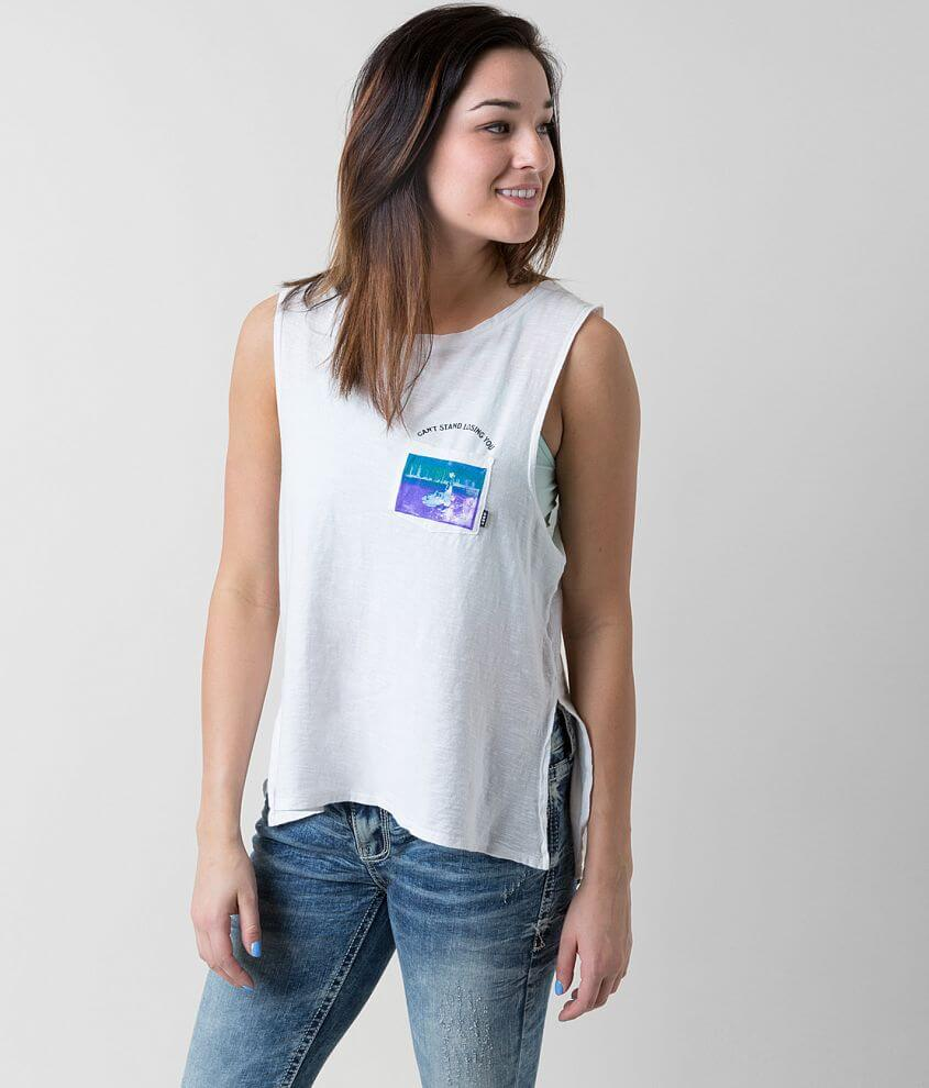 OBEY These Sunsets Tank Top front view