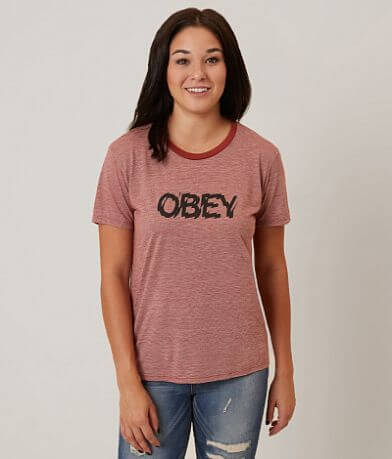OBEY Static Age T-Shirt
