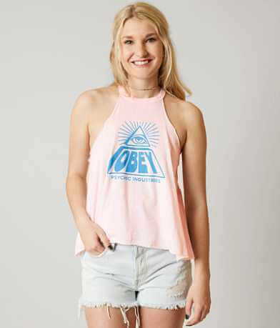 OBEY Psychic Industries Tank Top
