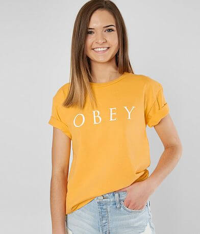 OBEY Novel Custom Box T-Shirt