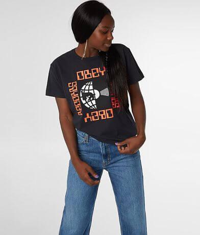 OBEY Records Digi T-Shirt