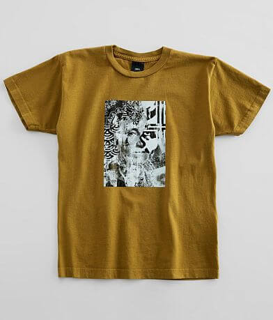 OBEY Cream Icons T-Shirt