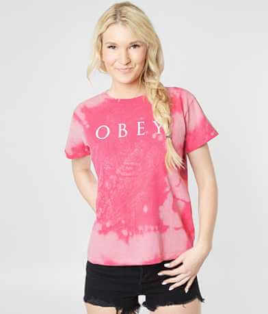 OBEY Novel T-Shirt