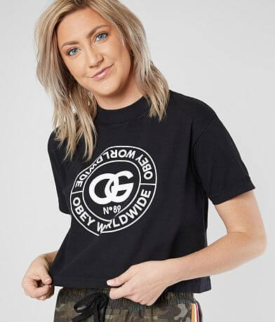 OBEY Rue De La Ruine T-Shirt