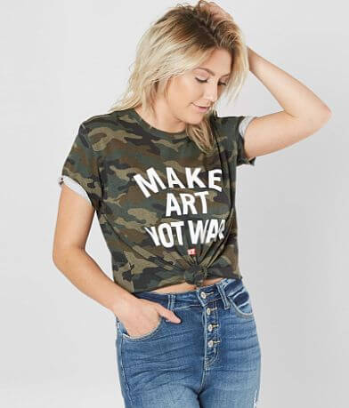 OBEY Make Art Not War T-Shirt