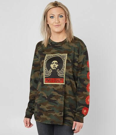 OBEY Afrocentric T-Shirt