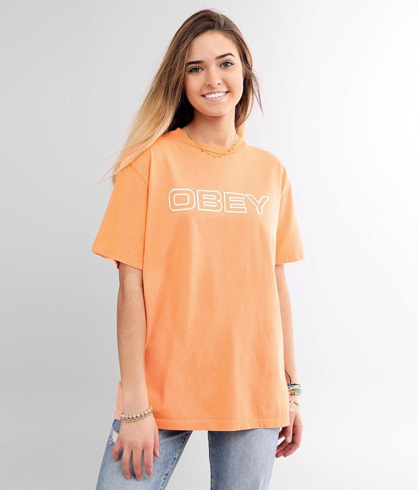OBEY Ceremony T-Shirt front view