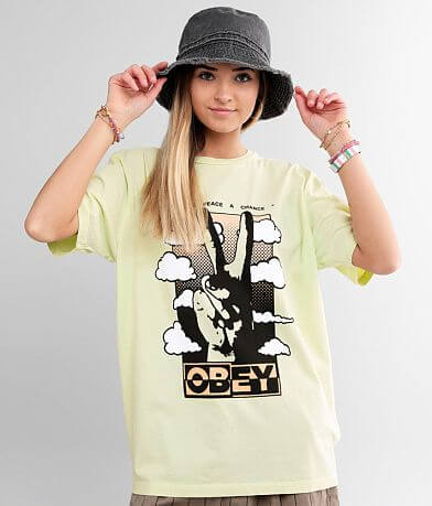 OBEY Give Peace A Chance
