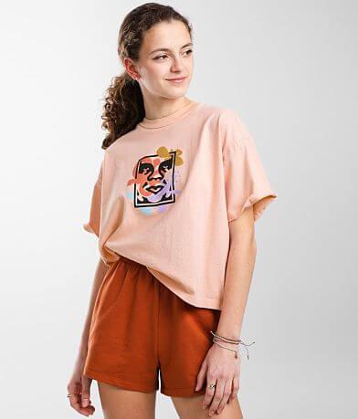 OBEY Flower Dance T-Shirt