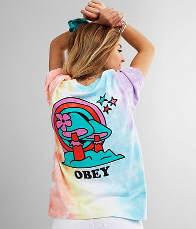 OBEY Happy Land T-Shirt