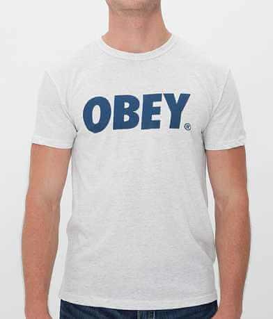 OBEY Font T-Shirt
