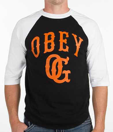 OBEY Cooperstone T-Shirt