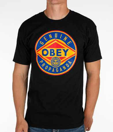 OBEY Service Station T-Shirt
