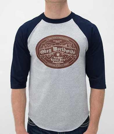 OBEY Haberdashery T-Shirt